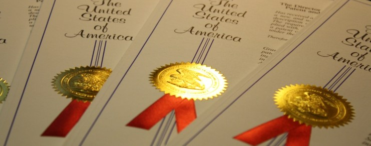 Granted patents provide a legal monopoly and competitive advantage