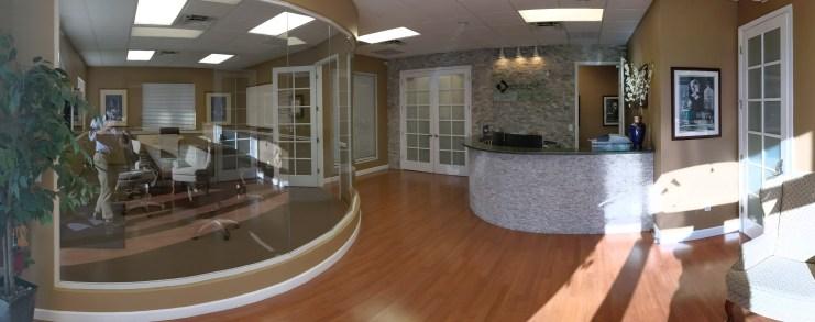 Smith Hopen Interior Lobby