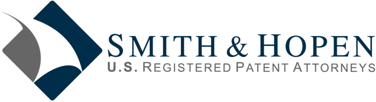 Horizontal Smith & Hopen Law Firm Logo