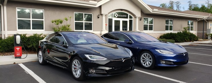 Every startup needs patents, even Tesla