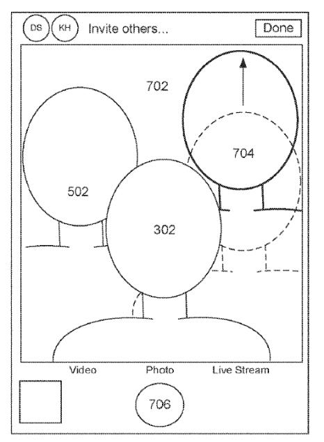 Apple's Group Selfie Patent