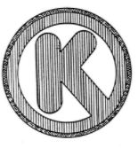 Circle K logo with use date of 1978