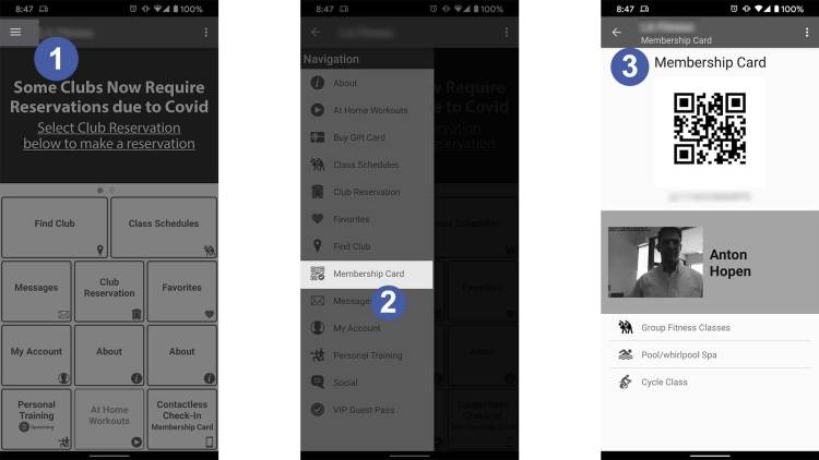 Excessive user interaction for a mobile device application.
