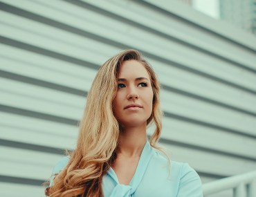Female Businesswoman - Startup Companies Need Patents