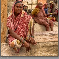 Women of Aihole
