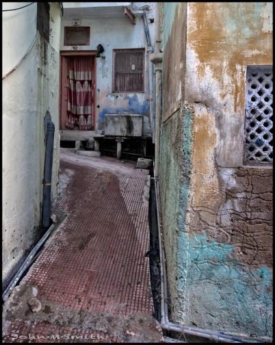 Pushkar Pastel Passageway