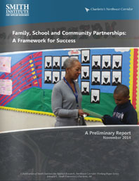 Family, School and Community Partnerships: A Framework for Success