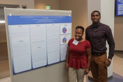 Student Presenters Showcase their Research
