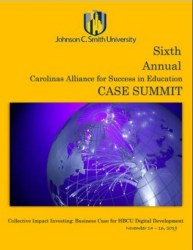 Sixth Annual Carolinas Alliance for Success in Education CASE Summit