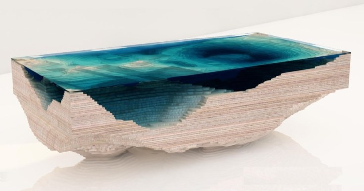Abyss-table-by-Duffy-London-in-the-form-of-a-3D-map-of-the-sea-5-909x479