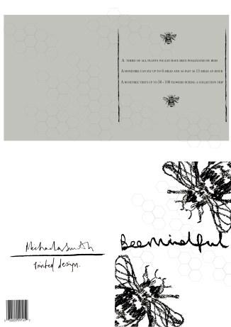 bee card mini