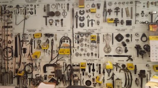 The Tool Board