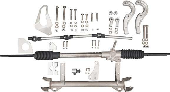 bolt on rack pinion kit