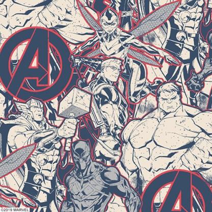 Marvel-Heroes-Fabric