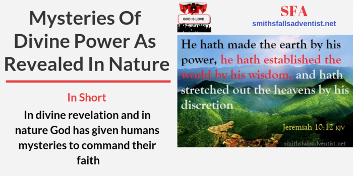 Illustration-Title-Mysteries Of Divine Power As Revealed In Nature-text-logo-bible verse