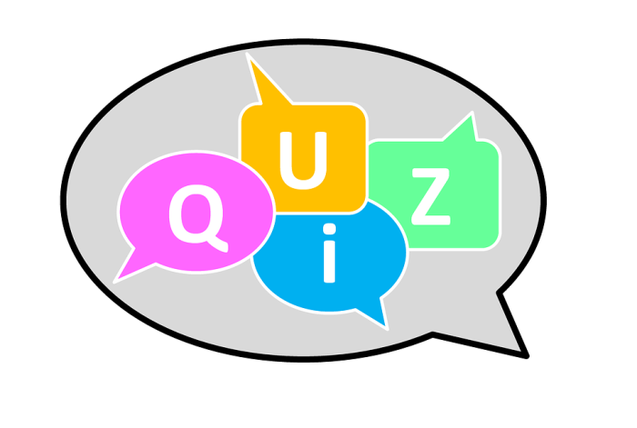 icon-quiz-text-question and answer