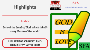Illustration-Highlights-Uplifting Christ and humanity with Him-text-logo