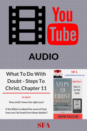 Illustration-What To Do With Doubt-Audio-YouTube
