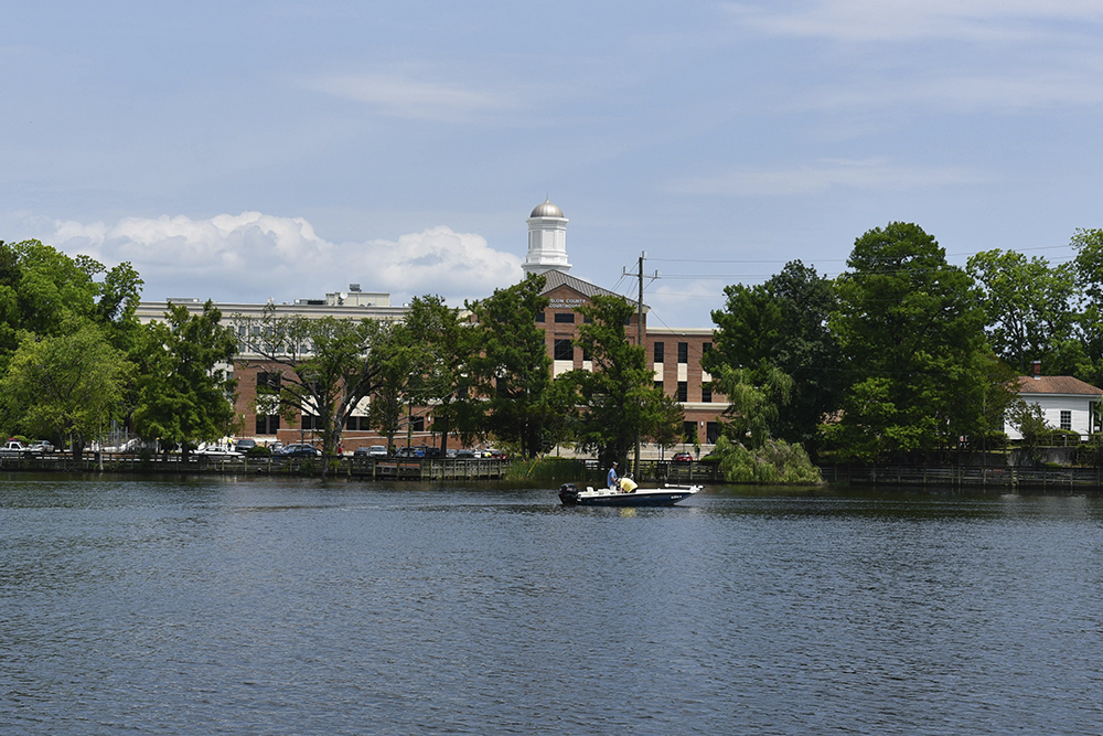 Onslow County Courthouse — Smith Sinnett Architecture