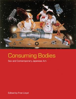 Art body consuming contemporary japanese sex