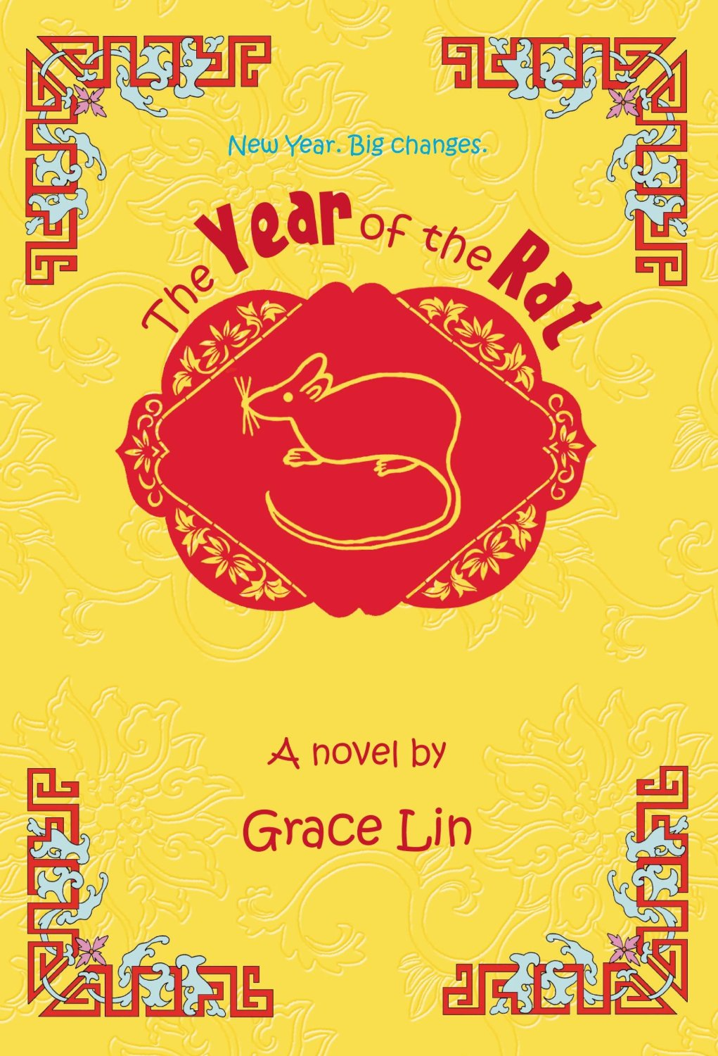 The Year of the Rat by Grace Lin [in Bloomsbury Review