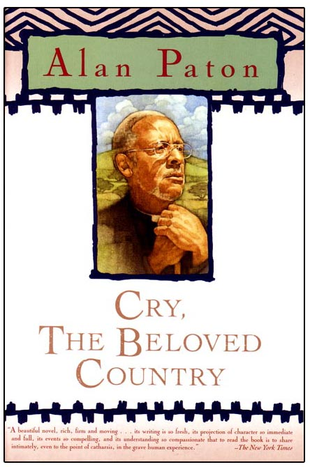 Cry, the Beloved Country by Alan Paton | BookDragon