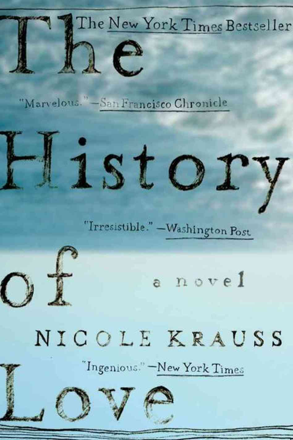 Image result for history of love book cover