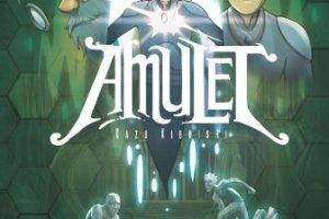 Amulet | Book Four: The Last Council by Kazu Kibuishi