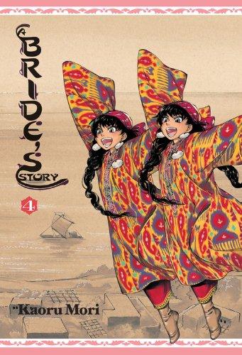 A Bride's Story (vol  4) by Kaoru Mori, translated by