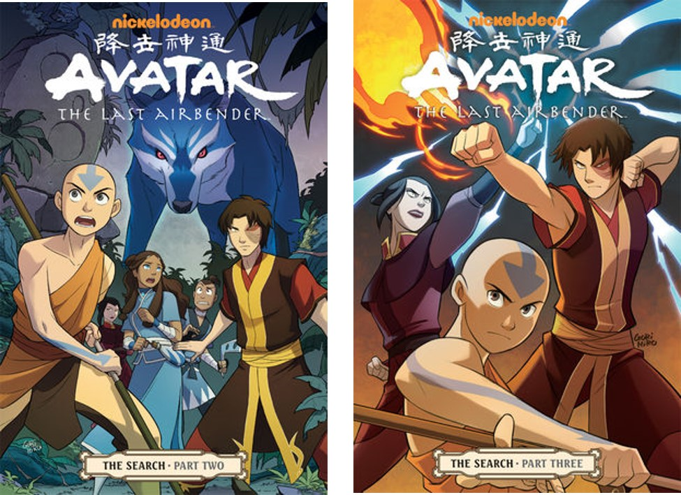 Avatar: The Last Airbender | The Search (Parts Two and Three