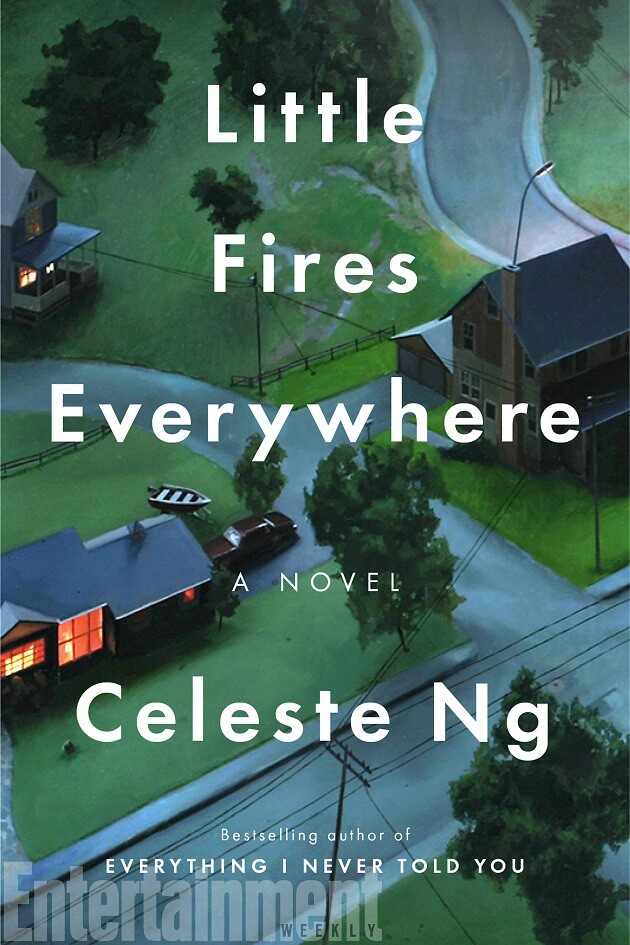 Little Fires Everywhere By Celeste Ng In Library Journal