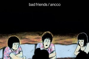 Bad Friends by Ancco, translated by Janet Hong [in Booklist]
