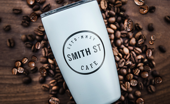 Reusable Smith Street Coffee Cup