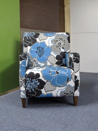 Occasional chair the upholstery costs £140 - for sale £185