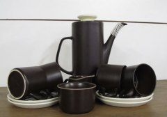 J&G Meakin Coffee set Inc. cream jug £20