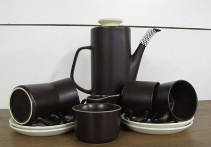 J&G Meakin Coffee set Inc. cream jug £20