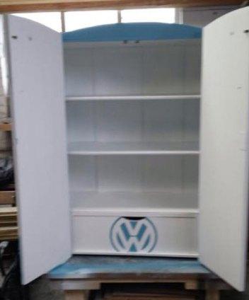 Children's storage unit