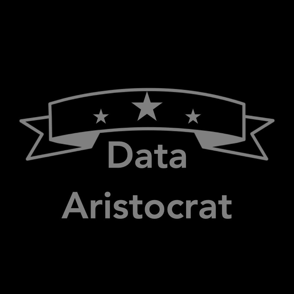 Data Aristocrat Icon