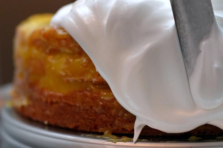 Awe Inspiring Lemon Layer Cake Smitten Kitchen Funny Birthday Cards Online Unhofree Goldxyz