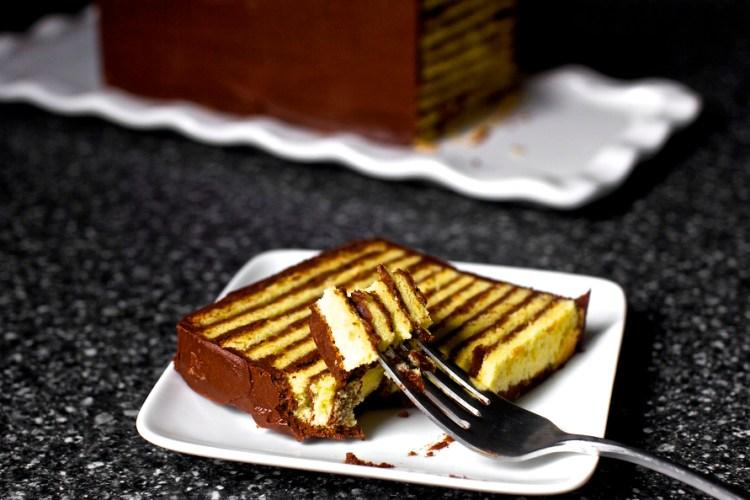 Stupendous Dobos Torte Smitten Kitchen Funny Birthday Cards Online Unhofree Goldxyz