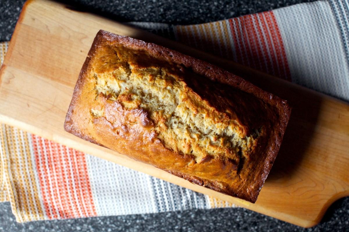 Coconut Bread Smitten Kitchen