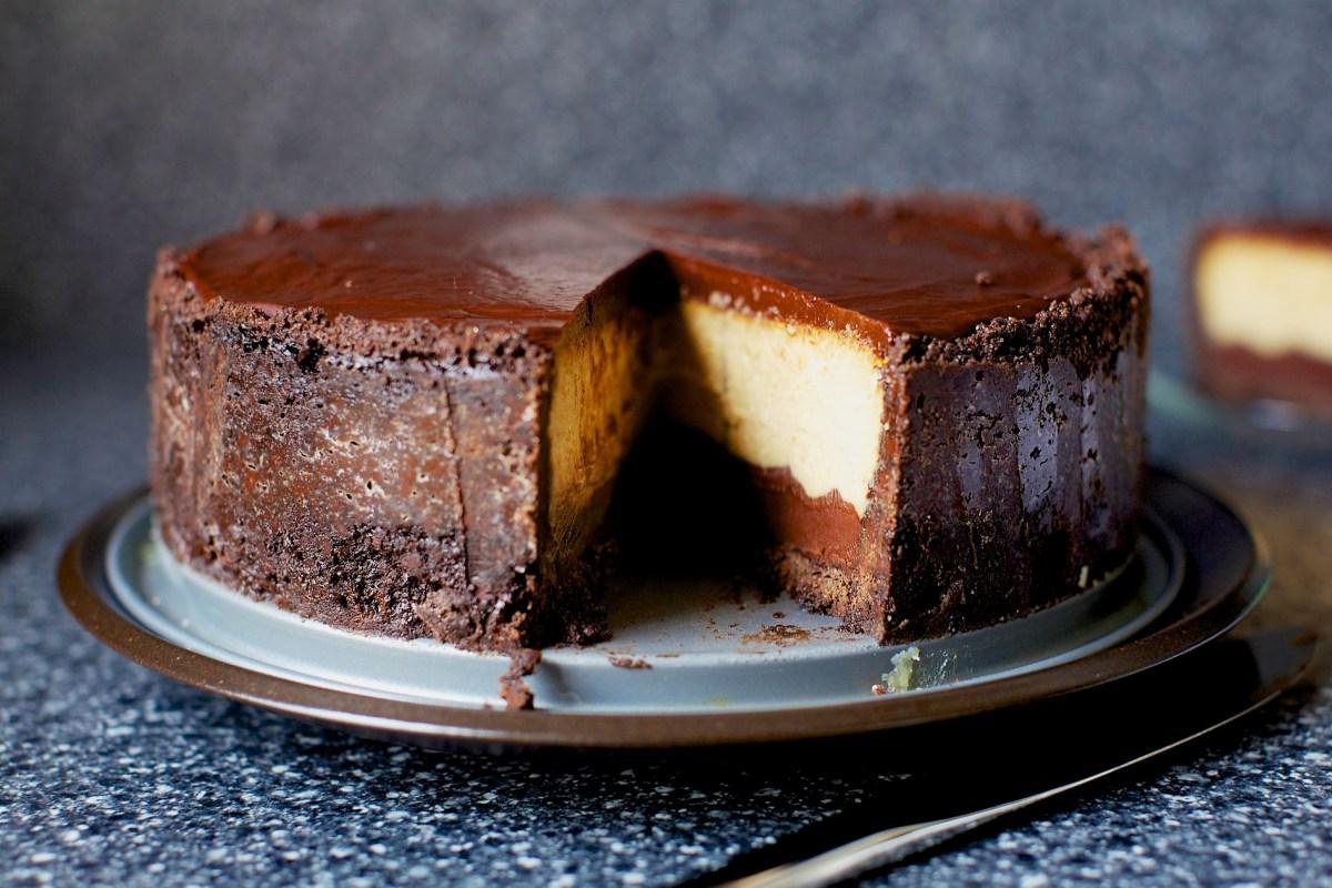Nancy Bea Porno chocolate peanut butter cheesecake – smitten kitchen