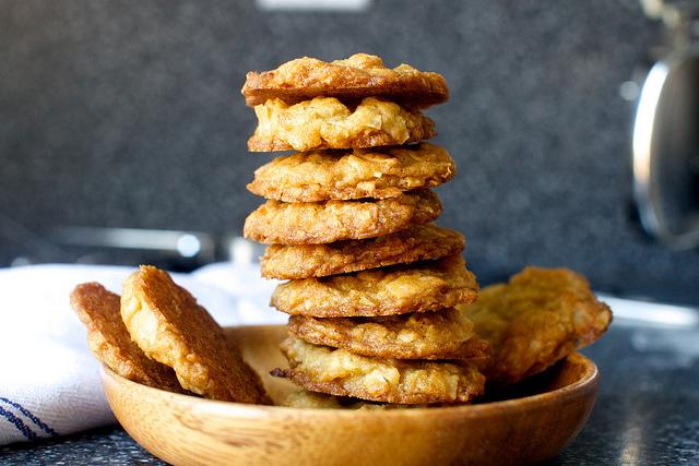 coconut brown butter cookies – smitten kitchen