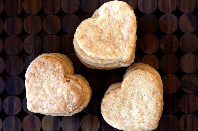 Toasted Coconut Shortbread Smitten Kitchen