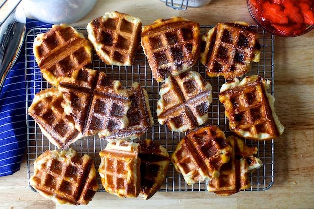 Liege Waffles Smitten Kitchen