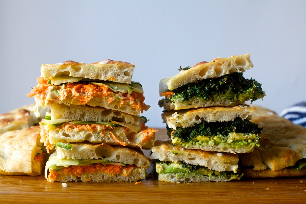Focaccia Sandwiches For A Crowd Smitten Kitchen