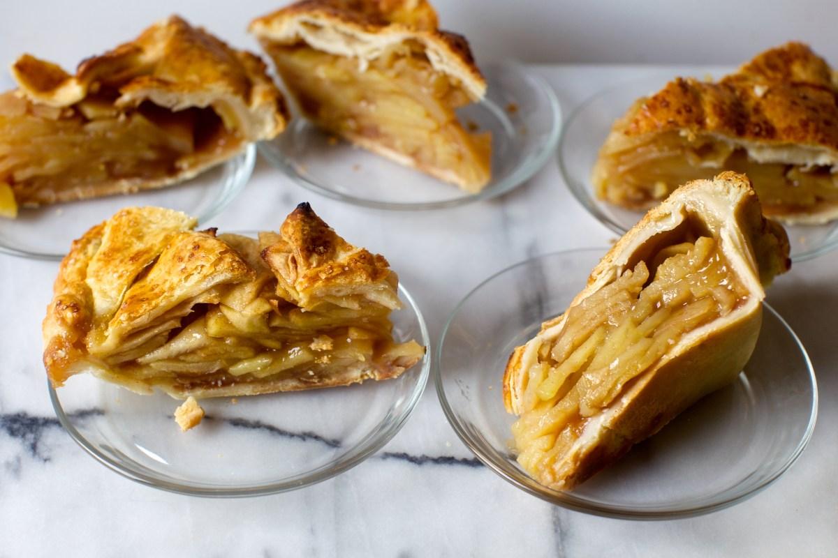 My family recipe rocks apple pie Even More Perfect Apple Pie Smitten Kitchen