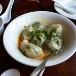 m shanghai spicy vegetable wontons