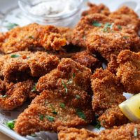 crispiest chicken cutlets