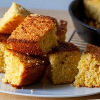 perfect, forever cornbread
